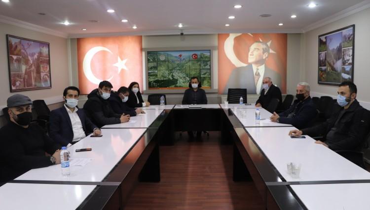 YUSUFELİ BELEDİYESİ MART AYI BELEDİYE MECLİS TOPLANTISI YAPILDI