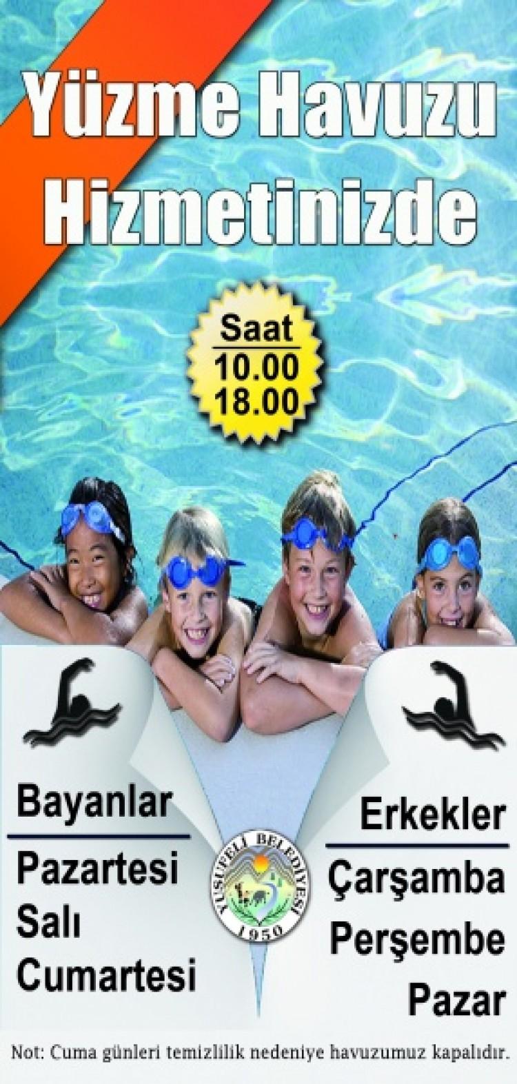 Yusufeli Belediyesi Yüzme Havuz