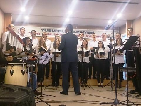 2015 Derekapı Güreş Etkinlikleri - Türk Halk Müziği Konseri