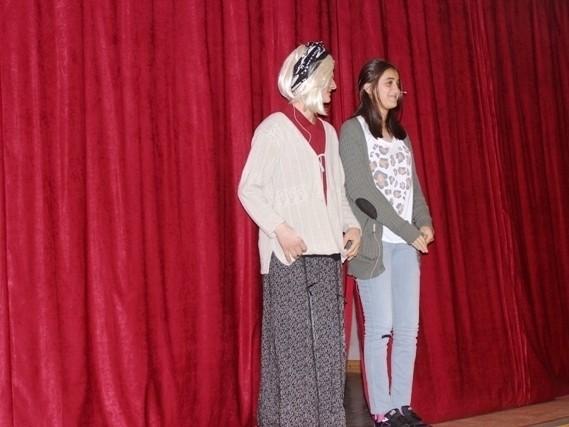 2016 Yılı Okullar Arası Drama Skeç Yarışması 1.ETAP