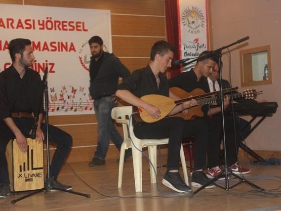 2016 Derekapı Etkinlikleri-Yöresel Türkü Yarışması