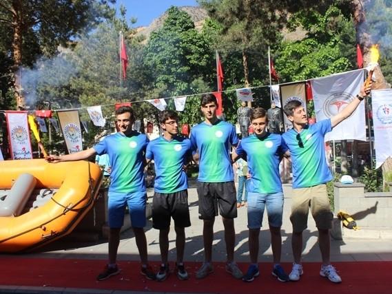 2016 Yılı Türkiye Rafting Yarışması