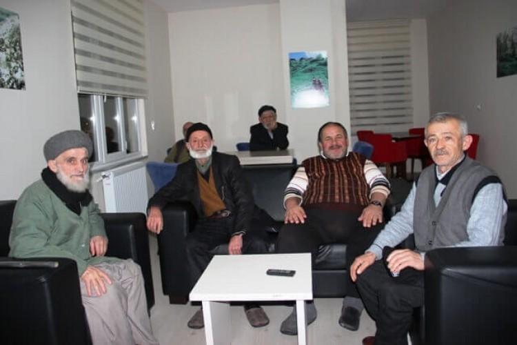 Yusufeli Belediyesi Yaşlı Konukevi
