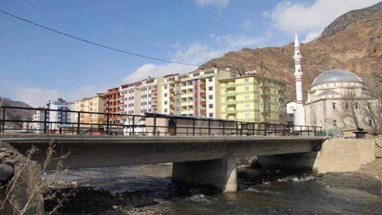 Yusufeli İkinci Beton Köprüsü Projesi