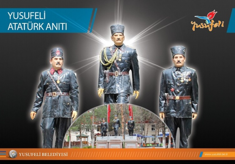 Yusufeli Atatürk Anıtı